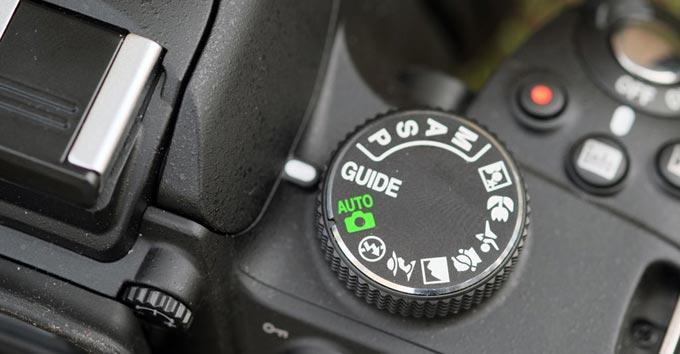 Эскиз фотоаппарата