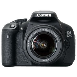 Canon EOS 600D 50mm f/1.8 Kit