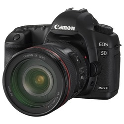 Canon EOS 5D Mark II 50mm f/1.8 Kit