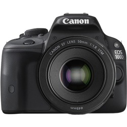 Canon EOS 100D 50mm f/1.8 Kit